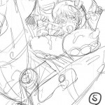【8/30発売!】大林森先生がバスガイド輪姦表紙で登場♪【10月号】