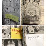 【ビフィダス色紙プレゼントキャンペーン】折れた色紙も喜んでいる!!